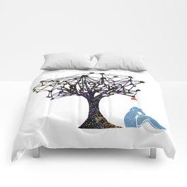 the Apple Comforters