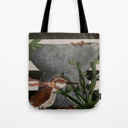 Koko Bird Tote Bag
