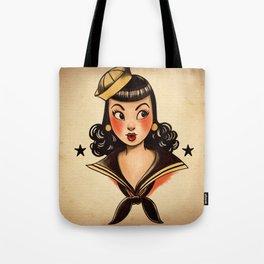 Sailor Jerry Tribute Tote Bag