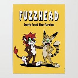 Fuzzhead Poster