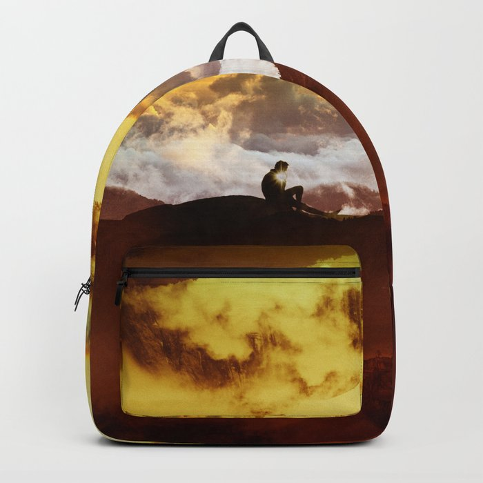 Ancient Thinker Backpack
