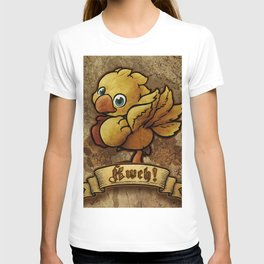 Chocobo Kwe ! T-shirt