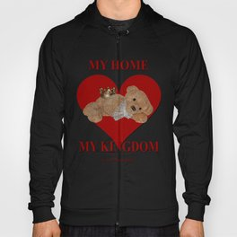 My Home, My Kingdom - Red Hoody
