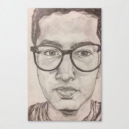 Suprad Canvas Print