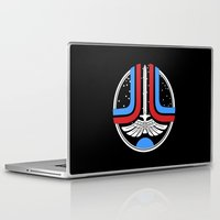 league Laptop & iPad Skins featuring Star League by Adrian Sipe