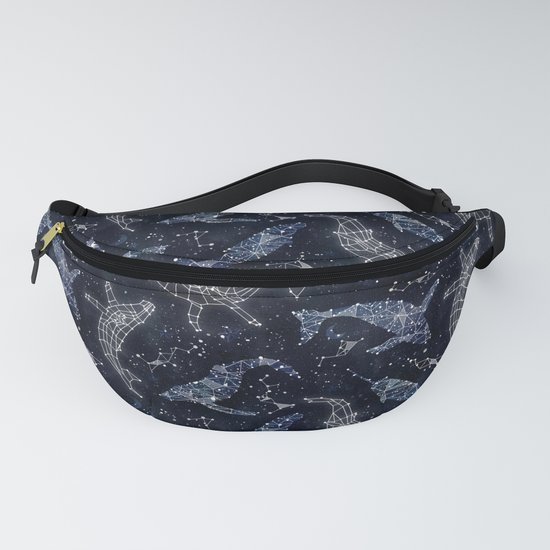 Whale constellations by adenajdesign