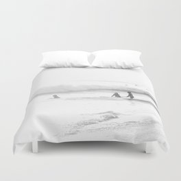 Surfing Duvet Cover