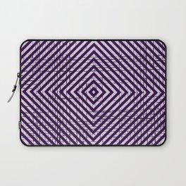 The System - Purple Laptop Sleeve