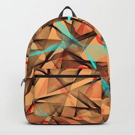 geometri art Backpack
