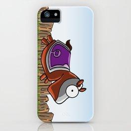 Joust It (Horsey) iPhone Case