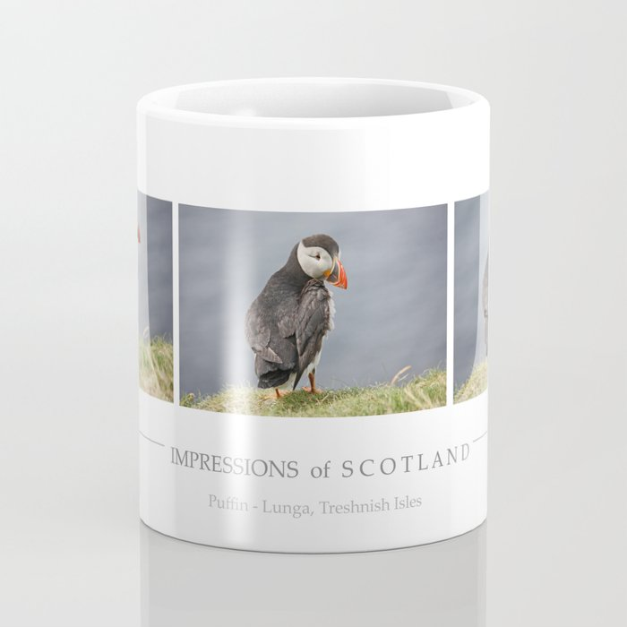 [impressions of scotland] - puffin trilogie Coffee Mug