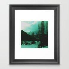 Pirineos Framed Art Print