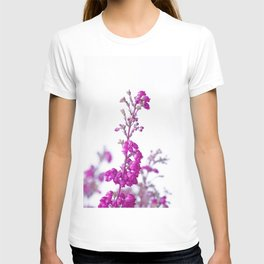 Heather flower #2 #decor #art #society6 T-shirt