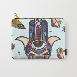 Hamza Hand Carry-All Pouch