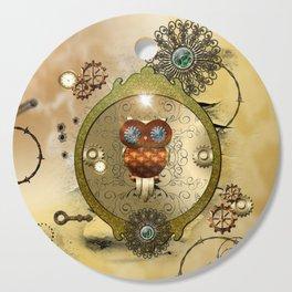 Steampunk Cutting Board