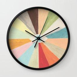 Big Brother - Colors Wall Clock