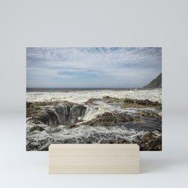 Thor's Well, No. 2 Mini Art Print