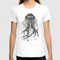 jellyfish T-shirts featuring Jellyfish by Aubree Eisenwinter
