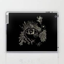The eye watching you Laptop & iPad Skin