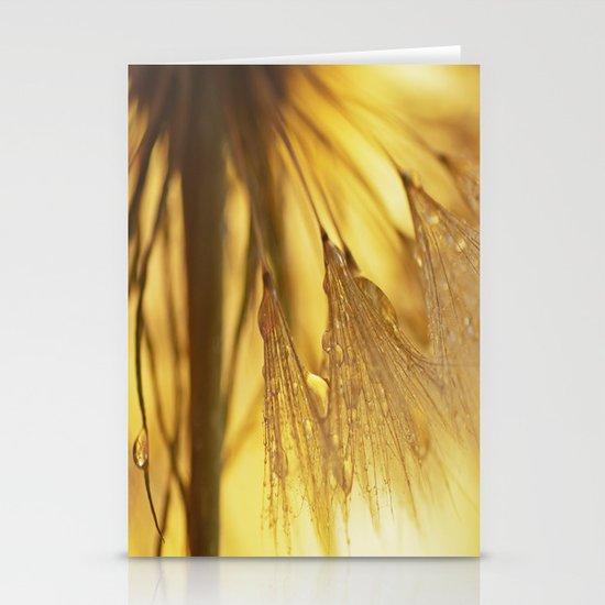 Dandelion Light Stationery Cards