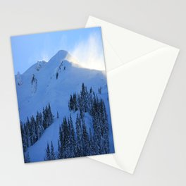 Ghosts In The Snow Stationery Cards