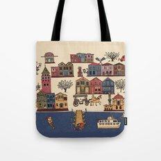 Urban Regeneration Tote Bag