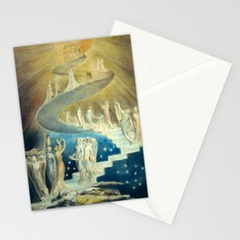 William Blake Jacob's Ladder Stationery Cards