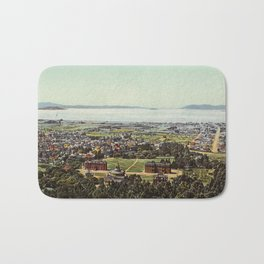 Golden Gate from Berkeley Heights Bath Mat