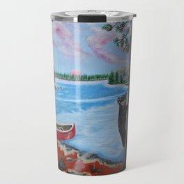 Muskoka Pleasures Travel Mug
