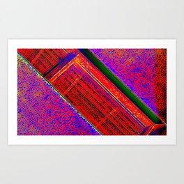 Circuit Bored Art Print