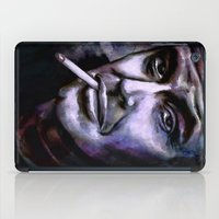 jack nicholson iPad Cases featuring Jack Nicholson by andy551