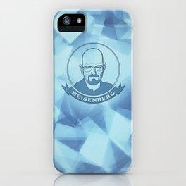 Walter White - Heisenberg - Blue Meth Edition iPhone Case
