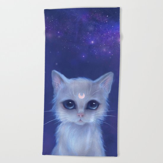 Artemis Beach Towel