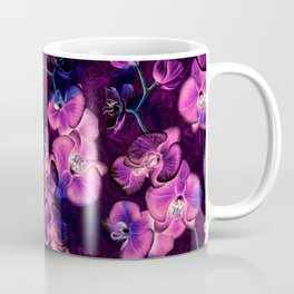 Dark Orchids Coffee Mug