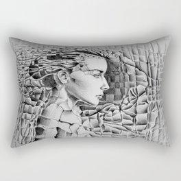 Materials Rectangular Pillow