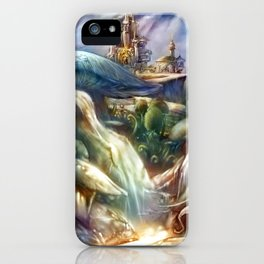 Elfindor iPhone Case