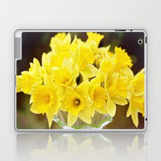 Daffodils Laptop & iPad Skin