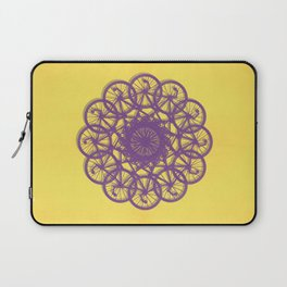 Cycle Circle Laptop Sleeve