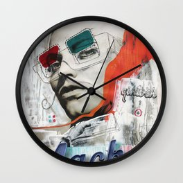 MACK-INTOUCH Wall Clock