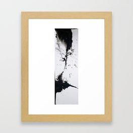 Organic Conception IX Framed Art Print