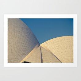 Sydney Opera House IV Art Print