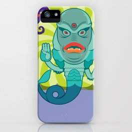 The Little Mermaid iPhone Case