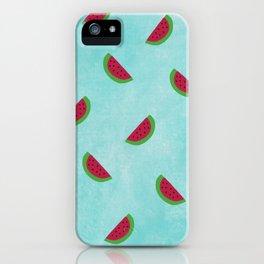 Watermelony iPhone Case