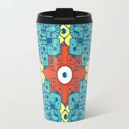 Jeroglyphic Travel Mug