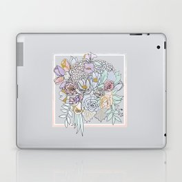 Bouquet 2 Laptop & iPad Skin