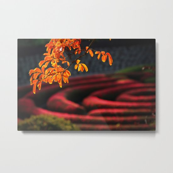 last days of fall Metal Print