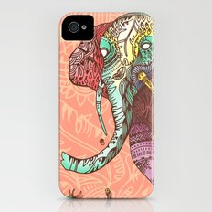 Elephant Ini iPhone (4, 4s) Slim Case
