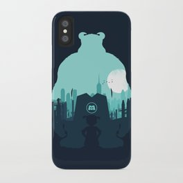 Welcome To Monsters, Inc. iPhone Case
