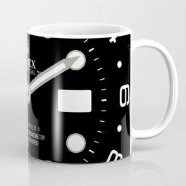 Rolex GMT-Master II Face - 116710LN - Black Dial Coffee Mug