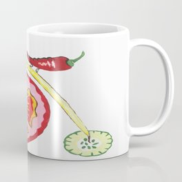 Veggie Bike Coffee Mug